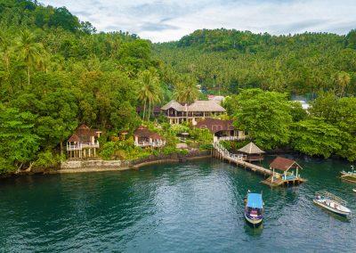 Solitude-Lembeh-Resort-Aerial2